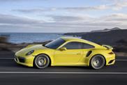 Neuer Porsche 911 Turbo wird kräftiger