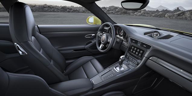 Nieuwe Porsche 911 Turbo nog krachtiger