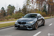 This BMW M2 looks stunning