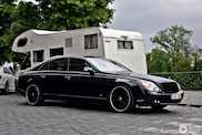 Mean looking: Maybach Brabus 57 S