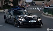 Dodge Viper SRT10 ACR Voodoo Edition: Beyond special