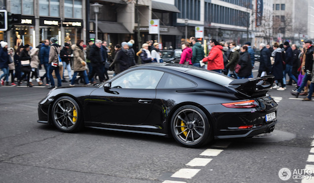 Spotje nummer 800.000: Porsche 991 GT3 MkII