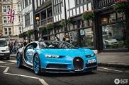Jaaroverzicht: Bugatti Chiron