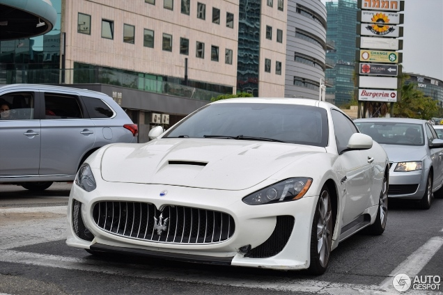 Tuner gespot: Maserati GranTurismo Sport DMC Sovrano