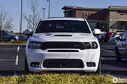 First spot: Dodge Durango SRT