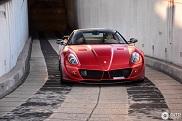 Ferrari 599 GTB Mansory Stallone is a strange sighting!