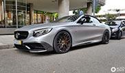 Beestachtig: Mercedes-AMG Brabus 850 6.0 Biturbo Convertible