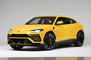 It's finally here, the Lamborghini Urus