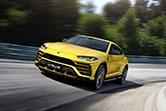 Lamborghini laat eindelijk de Urus zien