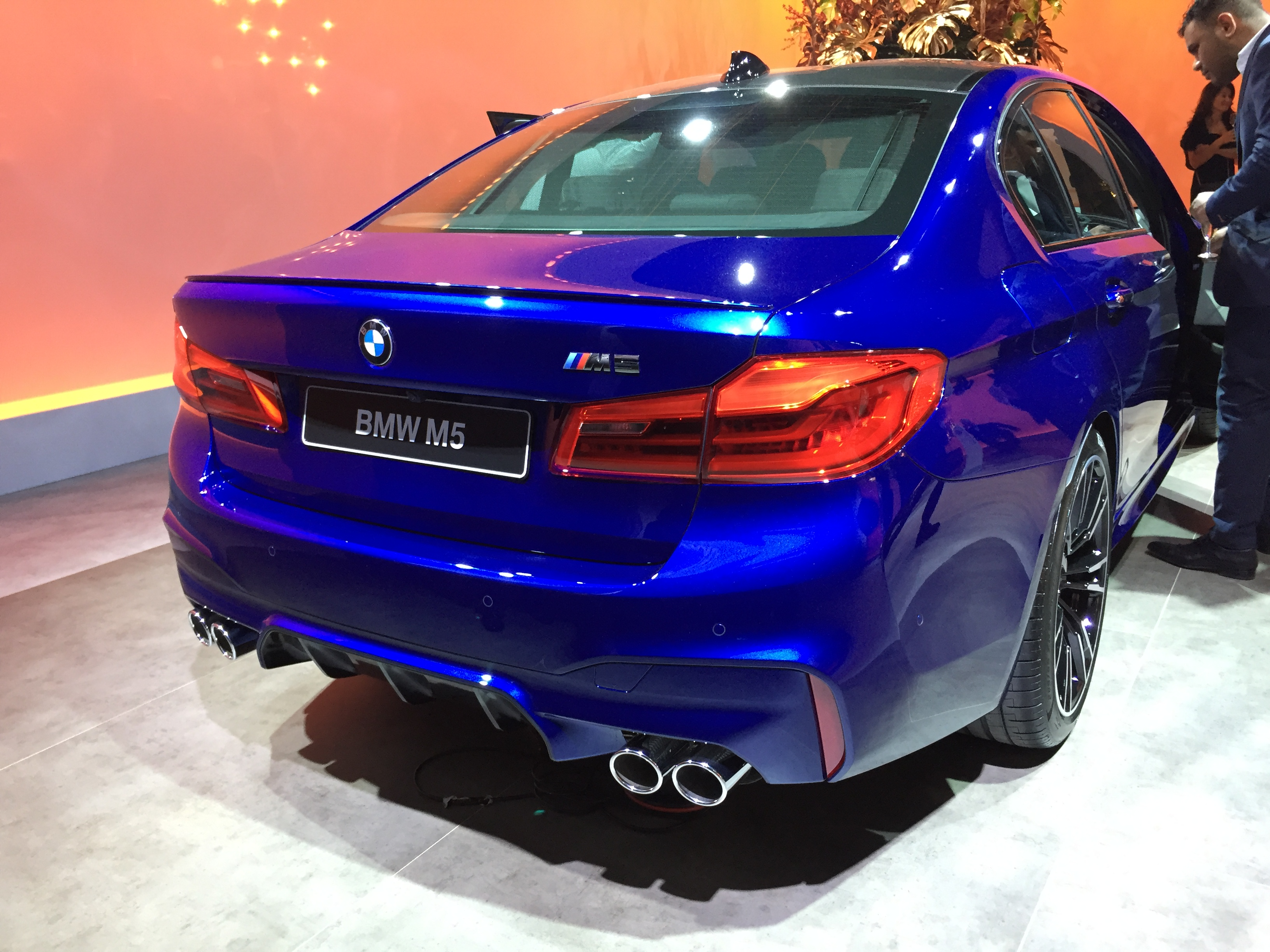 Masters of LXRY: BMW M5 F90