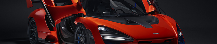 McLaren Senna: the ultimate road-legal track car?