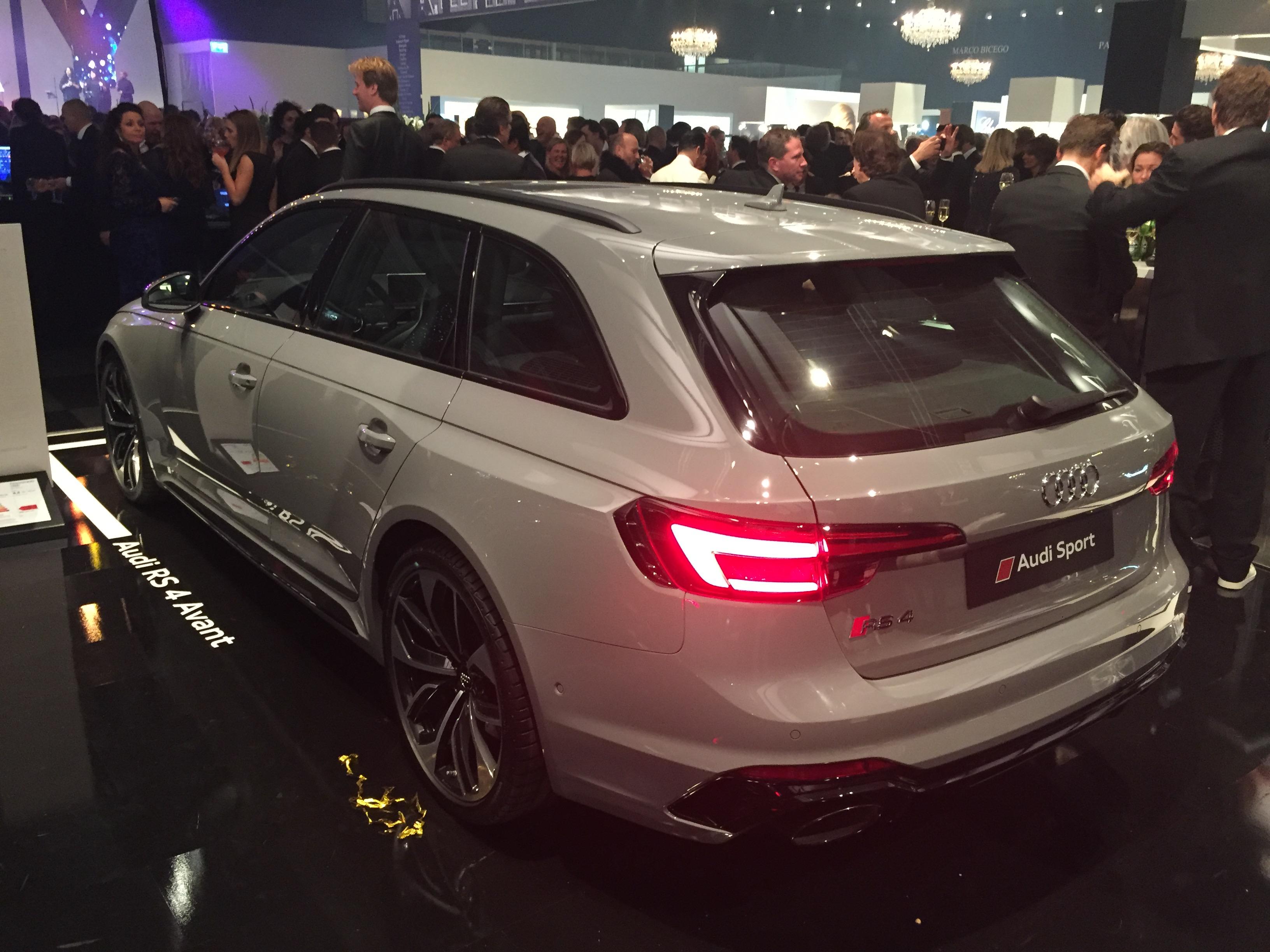 Masters of LXRY 2017: Audi RS4 Avant