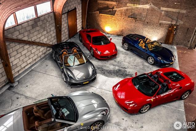 Spot van de dag: Ferrari F430 Spider