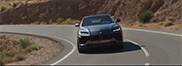 Lamborghini Urus makes its film debut