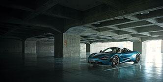 McLaren 720S Spider is hier en klaar voor komende zomer