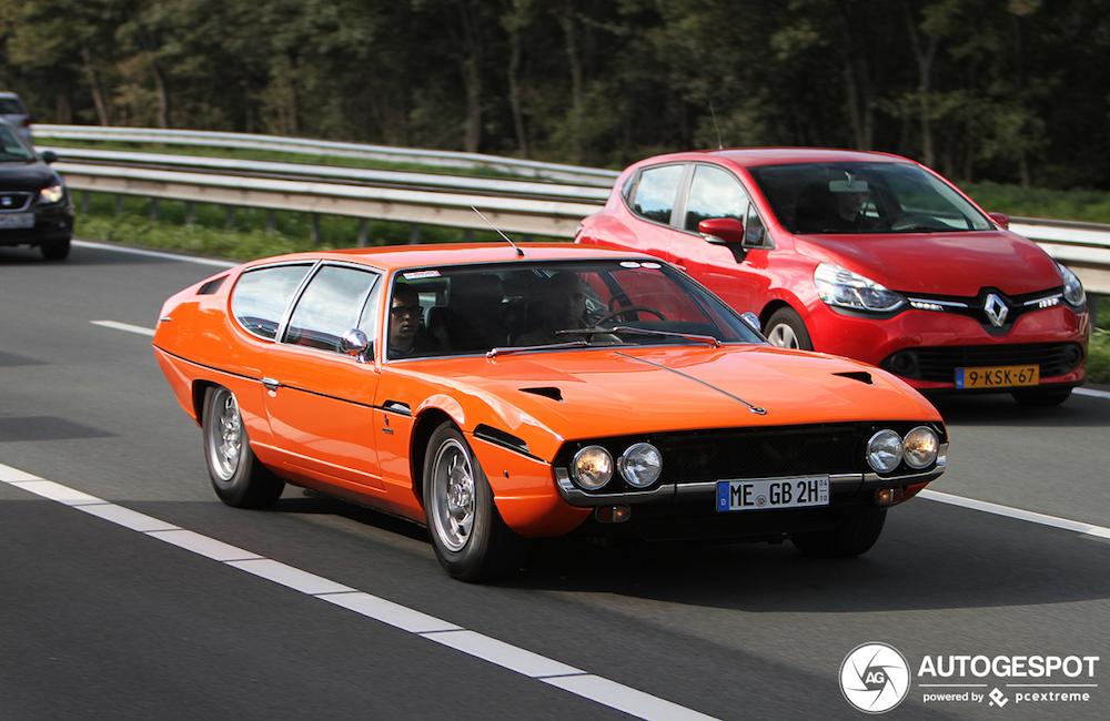 Spot van de dag: Lamborghini Espada
