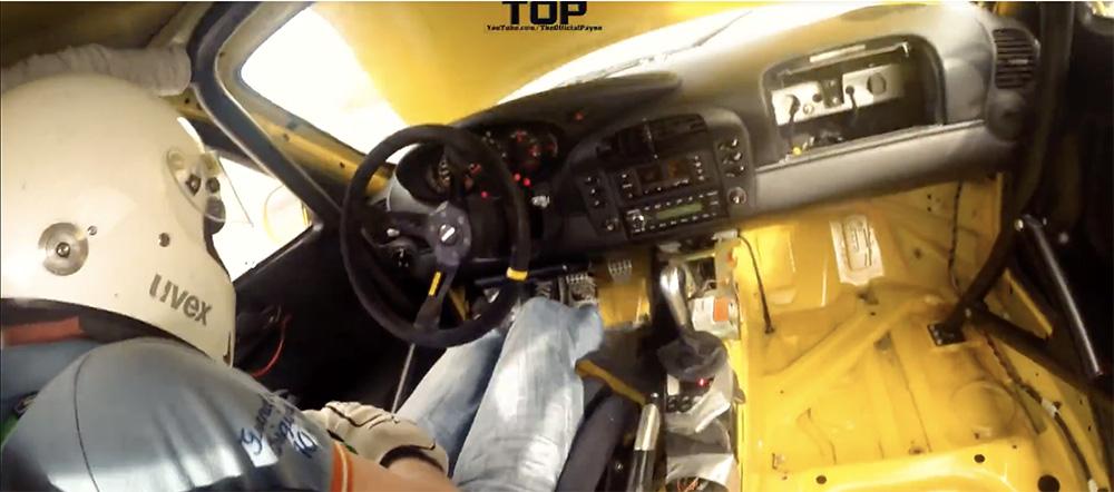 Filmpje: het verhaal achter de crash met 246 km/u op de Ring