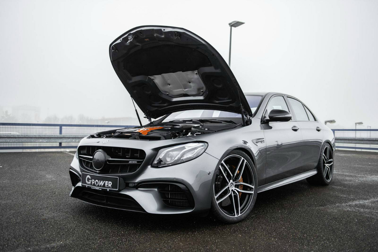 A wolf in sheep's clothing: AMG E 63S by G-Power