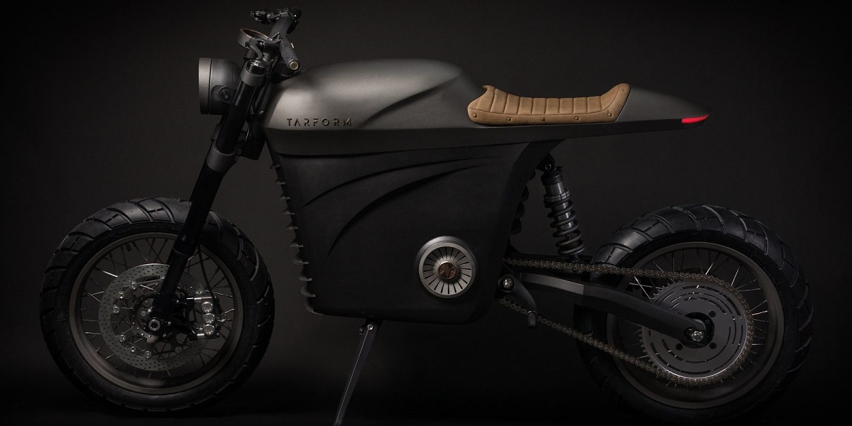 Tarform Motorcycle Unveils Their First Retro Electric Bike