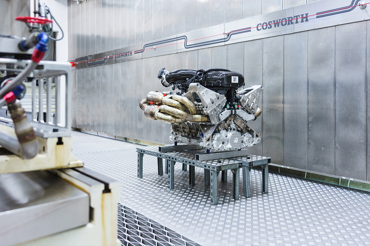 Aston Martin laat eindelijk cijfers Valkyrie los