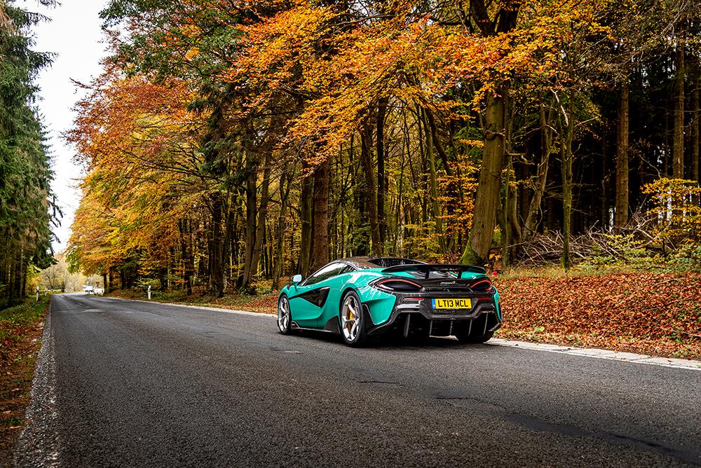Driven: McLaren 600LT