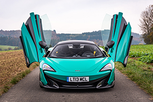 Gereden: McLaren 600LT