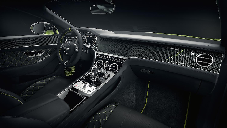Bentley lanceert nog één laatste speciaaltje