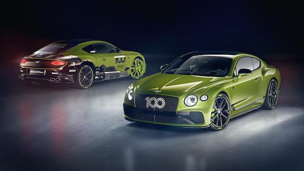 Bentley heeft weer een topjaar achter de rug
