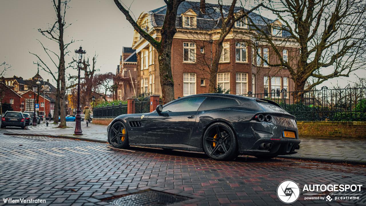 Spot van de dag: Ferrari GTC4Lusso