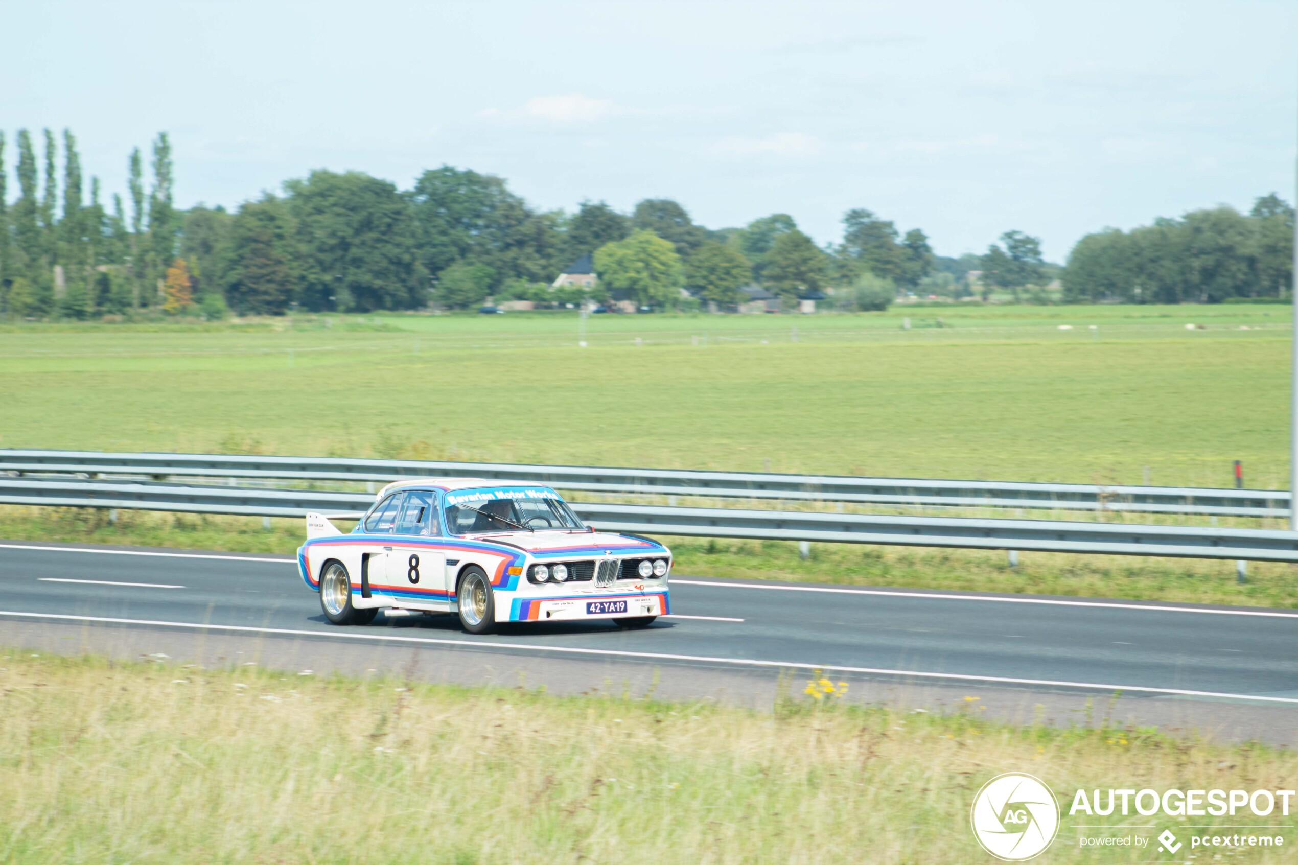 BMW 3.5 CSL is een absolute topspot