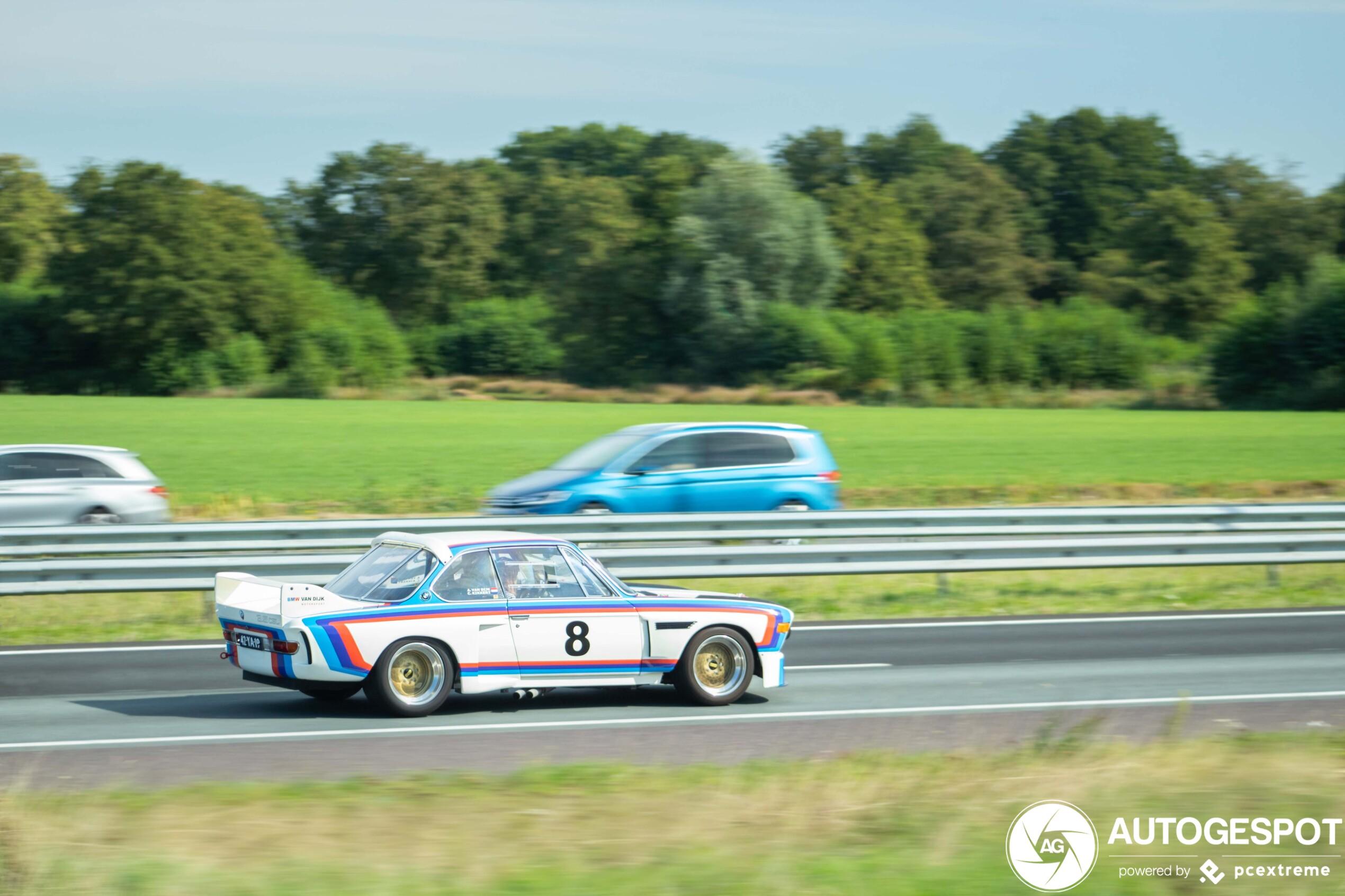 BMW 3.0 CS is een absolute topspot