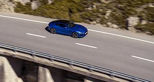 De nieuwe Jaguar F-TYPE is het weer helemaal