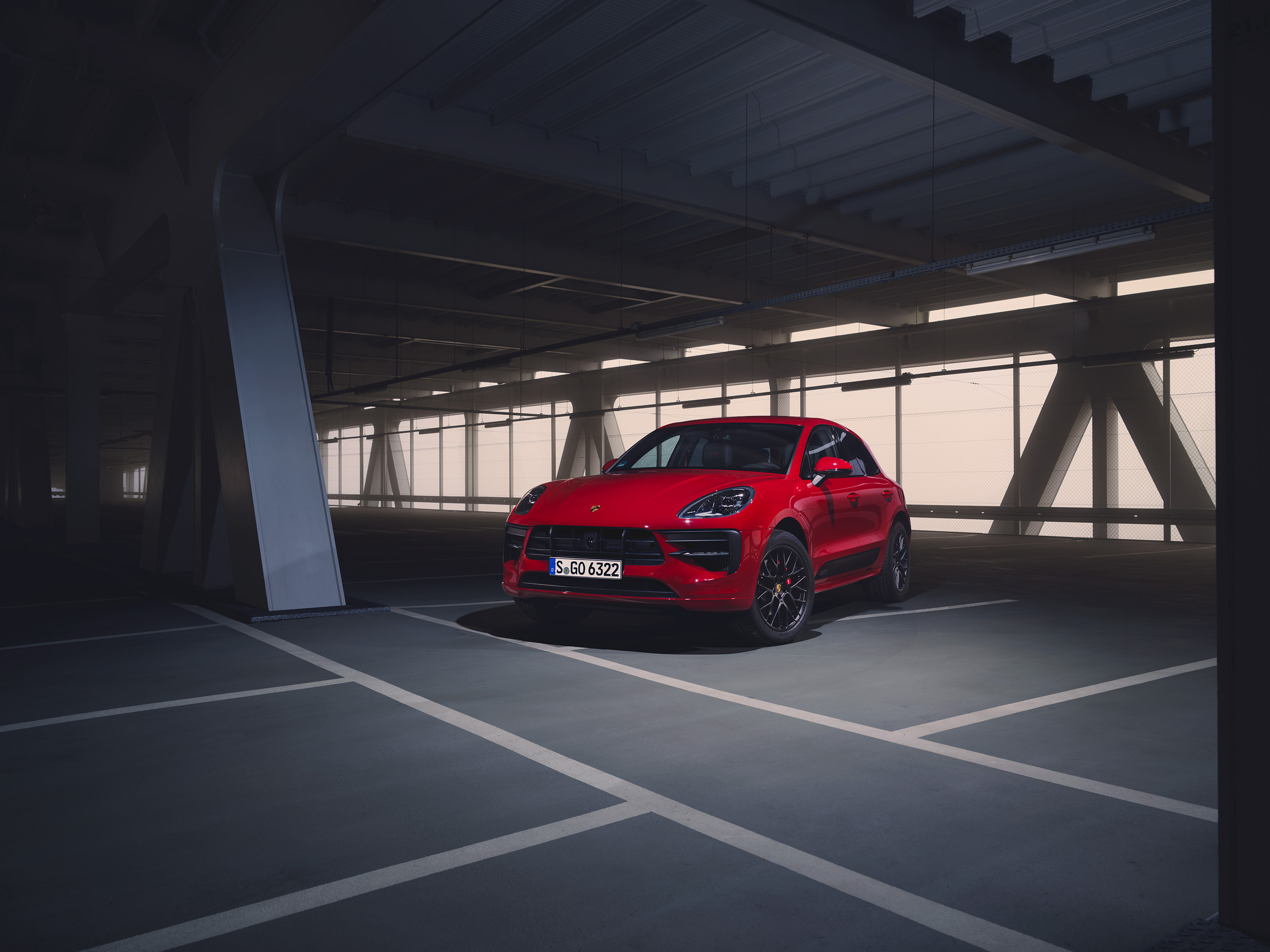 The Porsche Macan GTS is back!