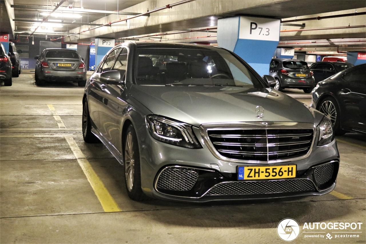 Mercedes-AMG S 65 wordt een legende