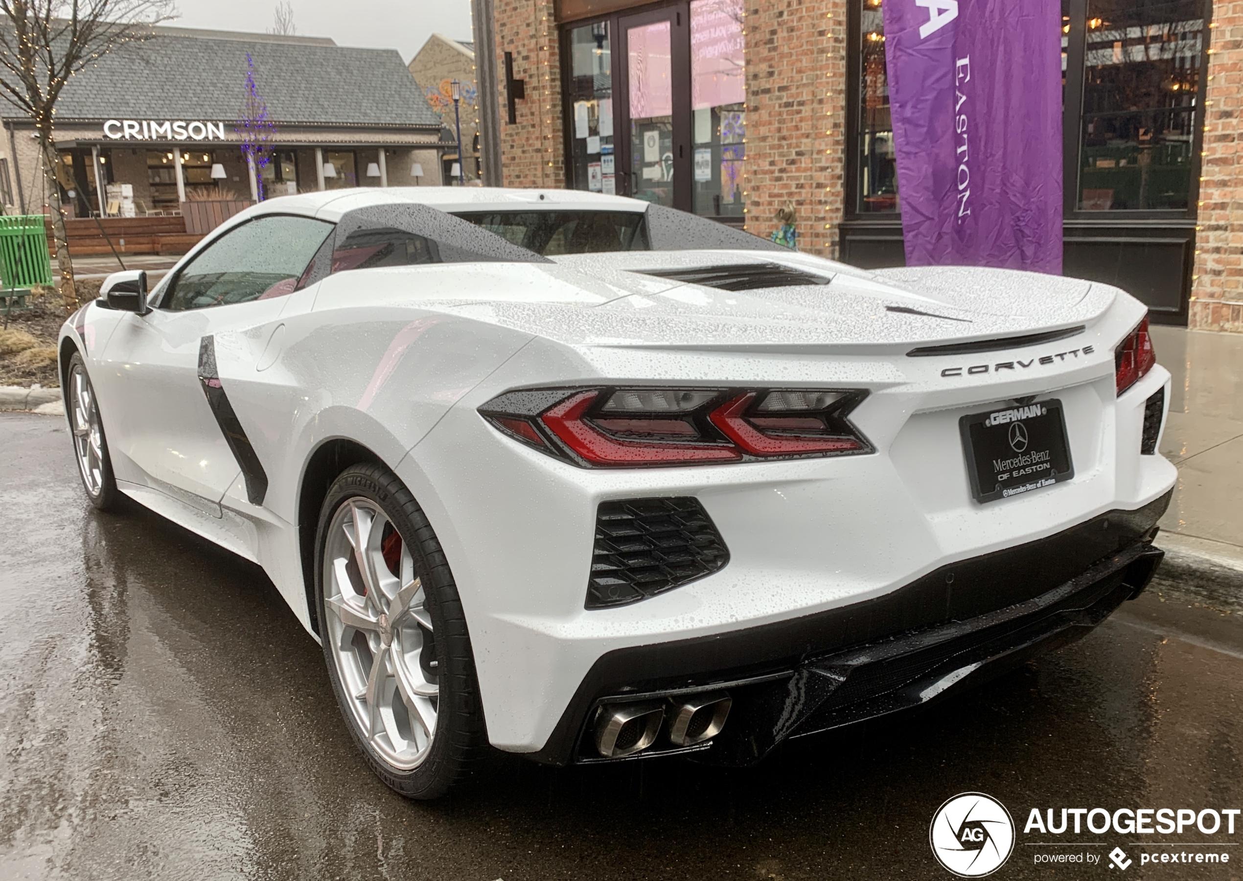 Is de nieuwe Corvette de ergste mutatie van 2020?