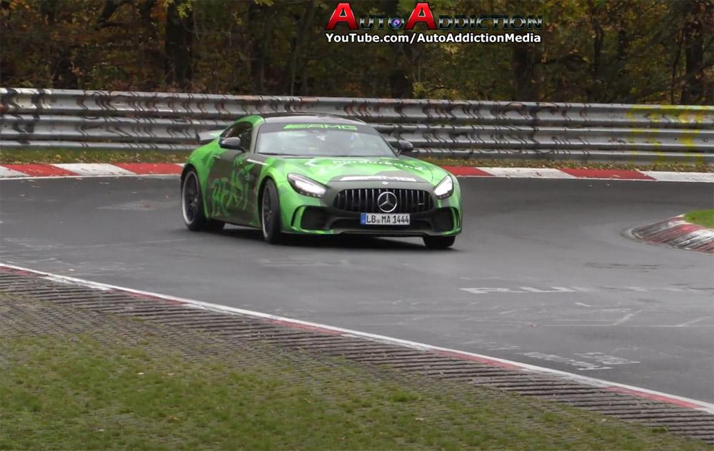 Filmpje: De hoogtepunten op de Nürburgring van het afgelopen jaar